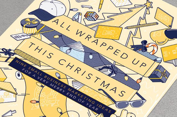 How to make a Christmas cracker of a campaign