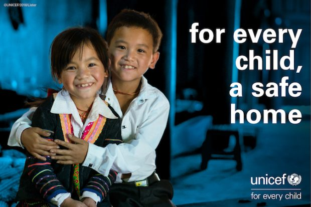 UNICEF brand repositioning aims to address 70-year-old organisation's recognition issues