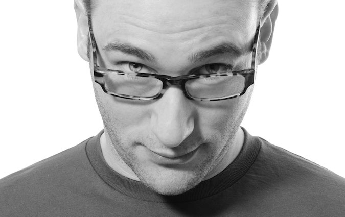 Simon Sinek: good brands are relationships, not one-night stands