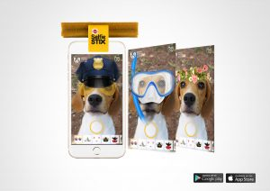 Pedigree® SelfieSTIX Filters - App2