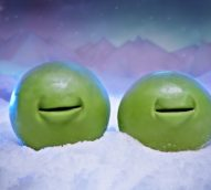 Birds Eye's ap-pea-ling new ambassadors