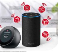 'Hey Alexa, tell me about Westpac's new voice banking tool.'