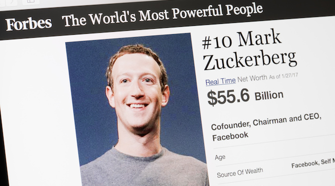 Zuckerberg in Congress day two – Facebook keeps data of non-users, shares surge