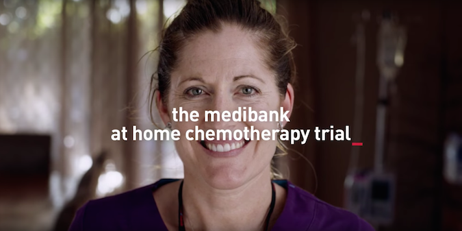 New Medibank program allows patients to receive treatment at home