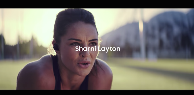Samsung teams up with Diamonds' star to build on 'Do What You Can't' campaign