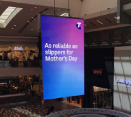On a lighter note – Telstra launches latest out-of-home campaign