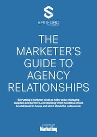 Marketer's guide to agency relationships crop