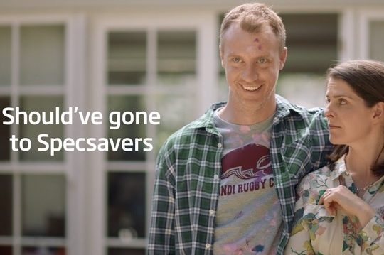 An eye-test within an ad – New Specsavers ad has more than 15 deliberate mistakes