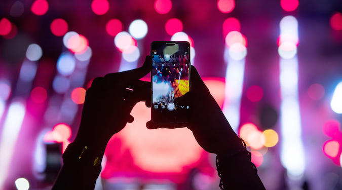 Flip your content on its head – five tips for getting the most out of vertical video
