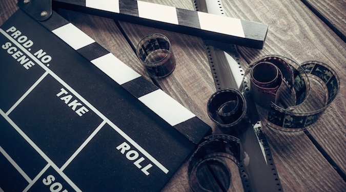 Film role B2B video marketing