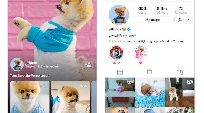 Instagram hits one billion users, launches IGTV long-form video offering