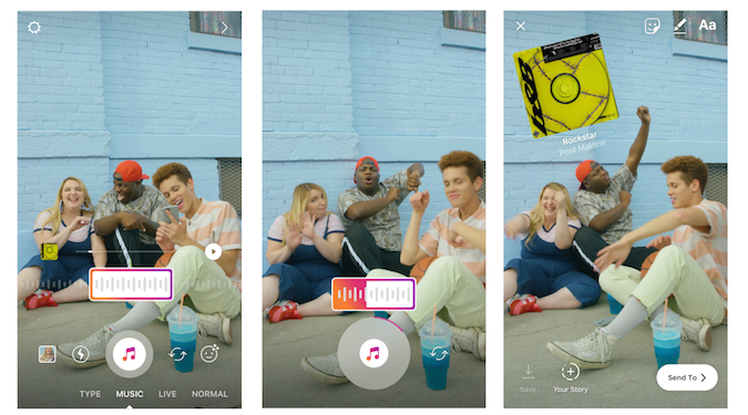 Facebook makes major ad updates and new Instagram features including music