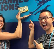 Young Lions: CommBank's Jill Harmon and Nathan Kwok win Bronze at Cannes
