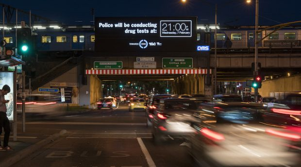 The out-of home-revolution – how digitisation unchained the billboard