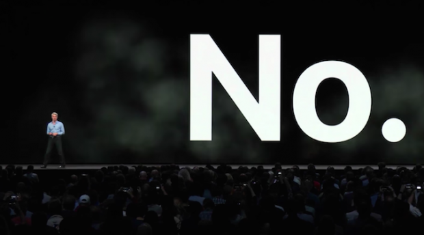 'Hey Siri, what are Marketing's top four takeaways from this year's WWDC?'