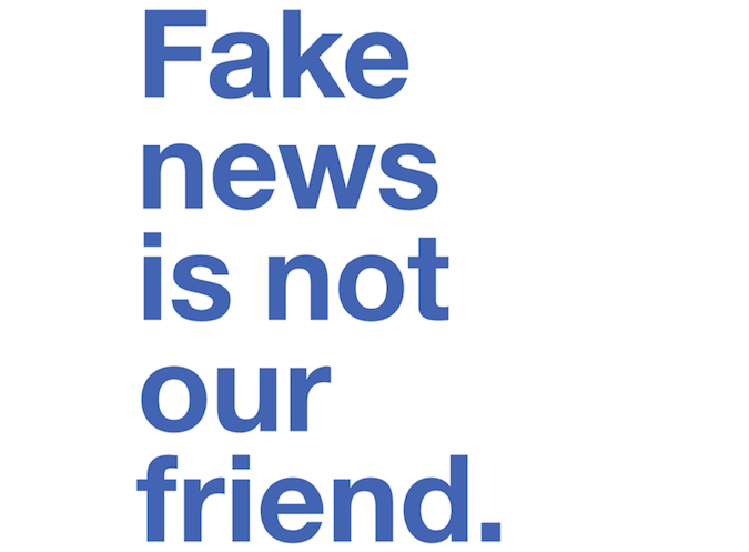 facebook fake news not friend