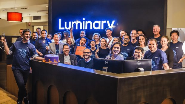 Get Started agency celebrates 20 years by rebranding as Luminary