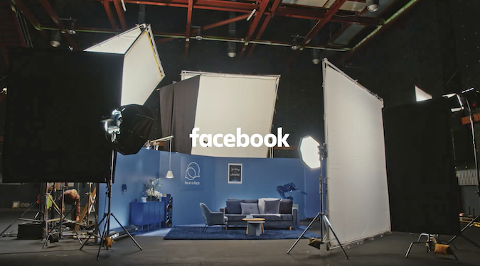 Face 2 Face – Facebook's exploration into the modern marketer and the strength of brand