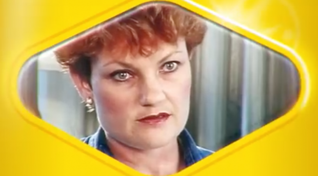 Vegemite says Pauline Hanson and Chopper Read 'taste like Australia', internet reacts