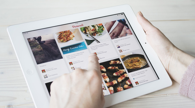 Pinterest launches influencer marketing program with eight new partners