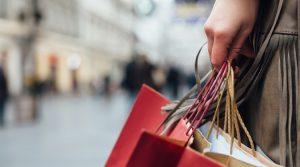 Shopping bags explore
