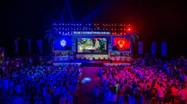 Mastercard announces exclusive esports partnership with League of Legends