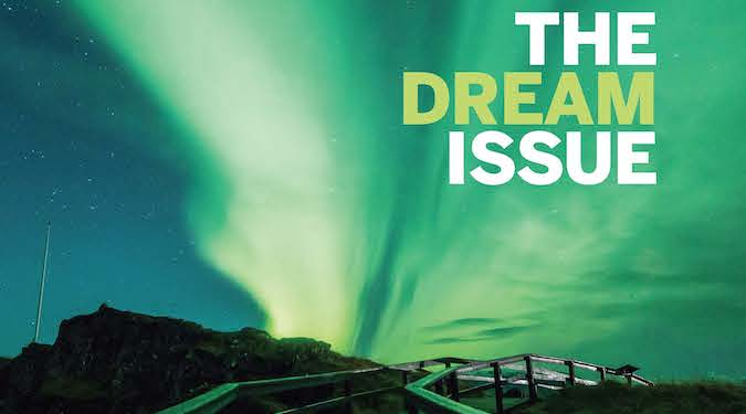The Dream Issue – Marketing Magazine launches its October/November 2018 edition