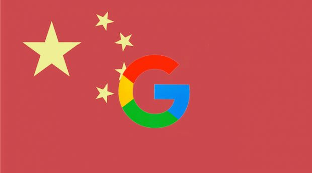 Google CEO talks possible China re-entry, employees revolt