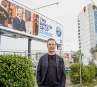 American Express surprises small businesses with billboards for Shop Small campaign