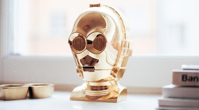 C3PO busk voice SEO