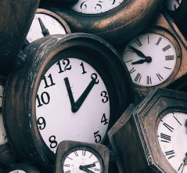 Four ways to avoid getting ticked off about time management