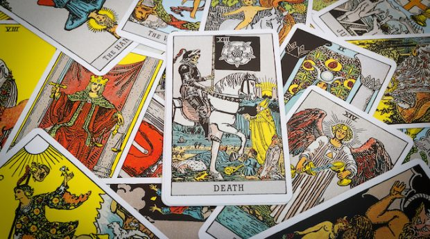 Marketing draws the death card