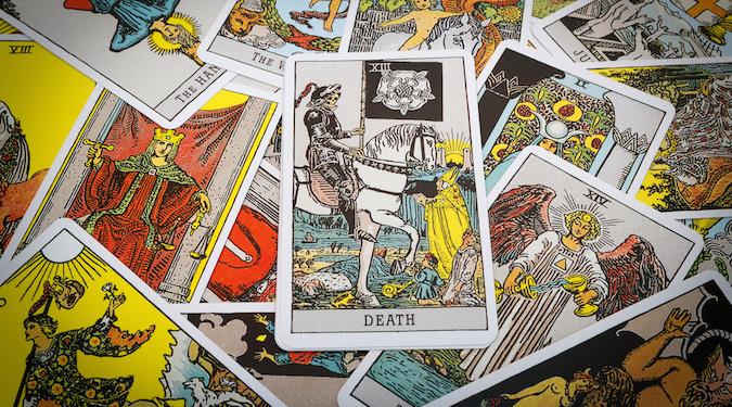 Marketing draws the death card