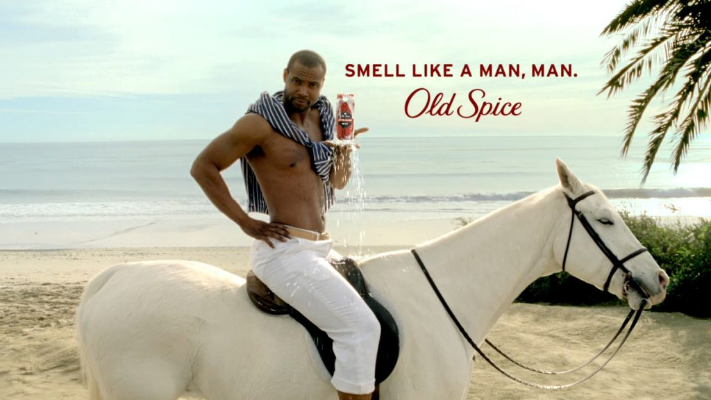 OldSpice via The Mill