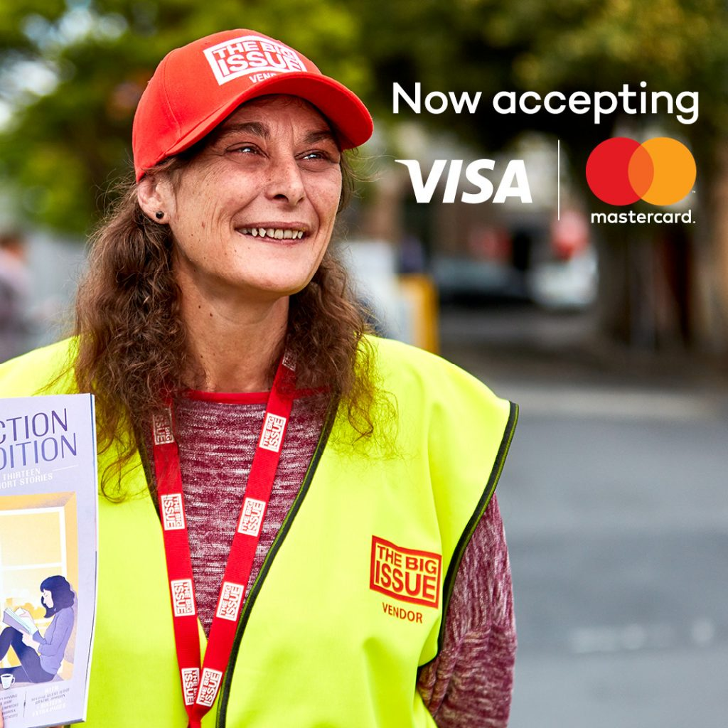 The Big Issue Rachel