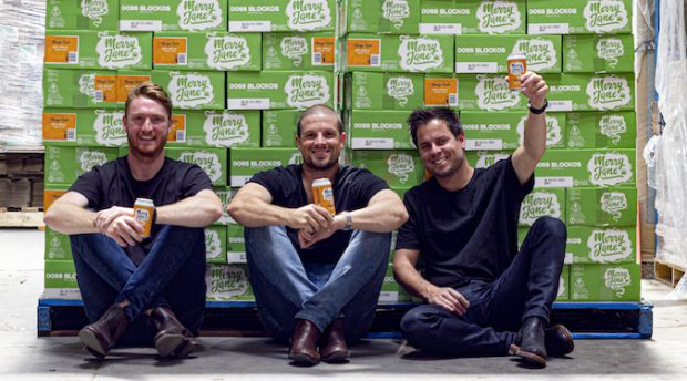 East 9th and Merry Jane launch hemp ale celebrating Canberra's cannabis legalisation
