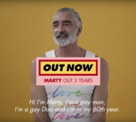 Bonds launches Pride range and Out Now campaign