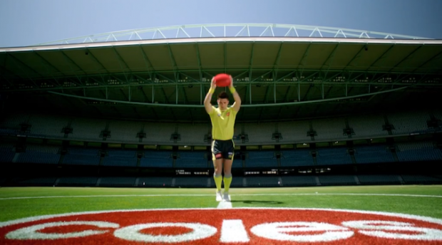 Coles signs five-year partnership with the AFL