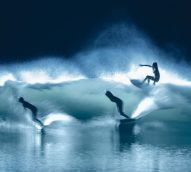 Audi has collaborated with leaders in surf and film to produce an artistic surf film