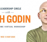 Level up: real-time virtual workshop with Seth Godin