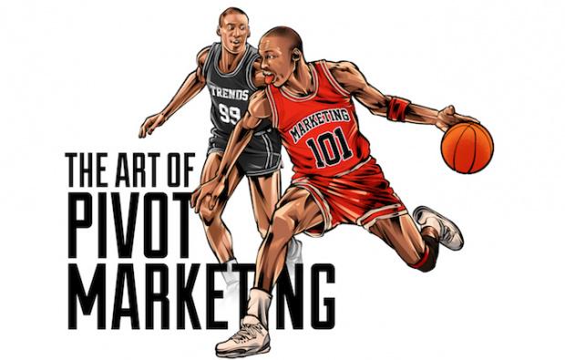 The art of pivot marketing