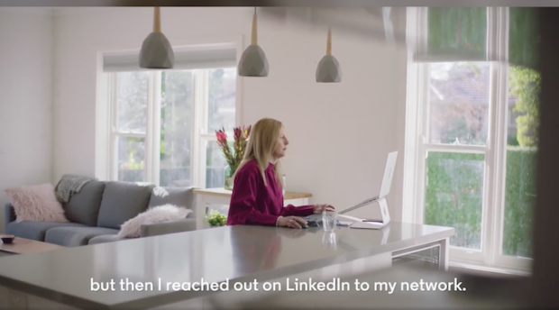 New LinkedIn brand campaign focuses on jobs