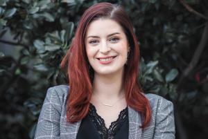 Julia Merrick, Content Marketing Manager at people management platform, Employment Hero