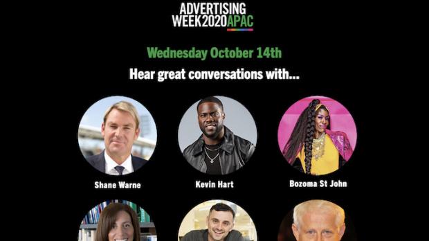 Shane Warne headlines the return of Advertising Week APAC