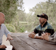 Episode three of the 'Brand Summit Road Trip': Murrook with Andrew Smith