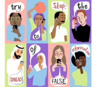 How to manage misinformation in online communities