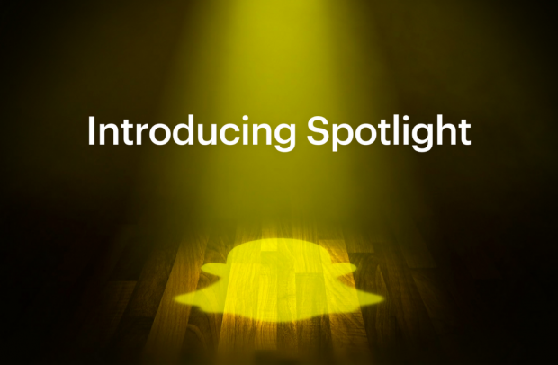 Snapchat launches Spotlight with US$1 million a day in prizes