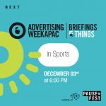 Advertising Week Briefings: 5 Things in Sports