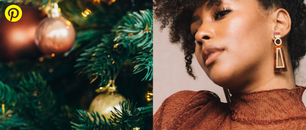 Pinterest pins the latest Christmas trends