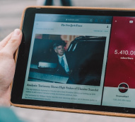 Australians spent 43 percent more time consuming news in 2020 with ABC news sites taking the top spot